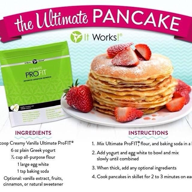 Another great recipe made with our ProFit! jmverducci.myitworks.com
