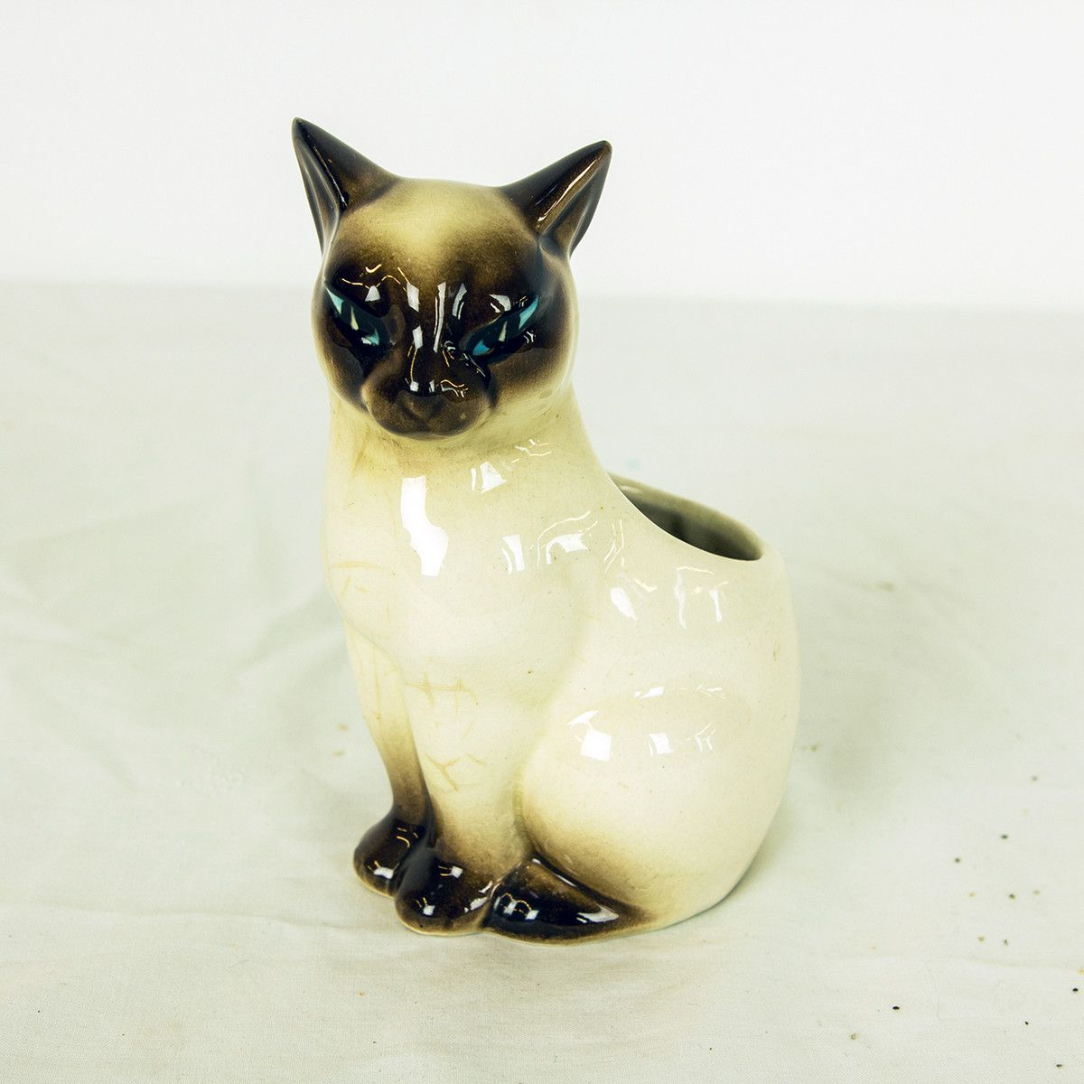 Fab.com | Siamese Cat Vase