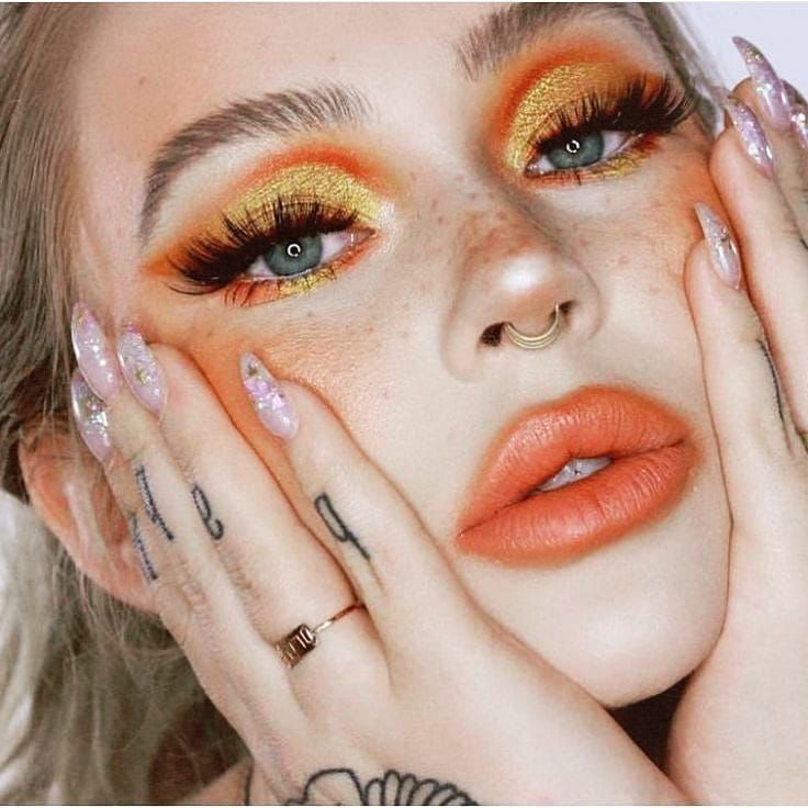 #scary makeup ideas #witch halloween makeup ideas
