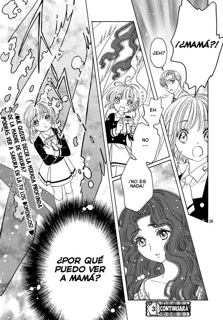 Sakura Card Captor - Clear Card Arc Capítulo 19 página 25 - Leer ...