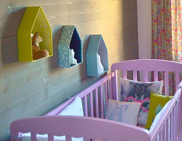La chambre bébé de Tara | Bébé lit, Jolie chambre et Chambres bébé