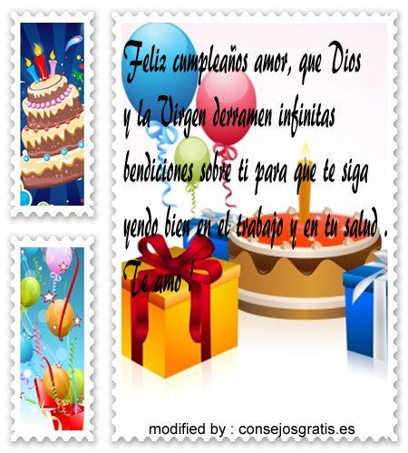 descargar mensajes bonitos de feliz cumpleaños para mi esposo con imàgenes,pensamientos de