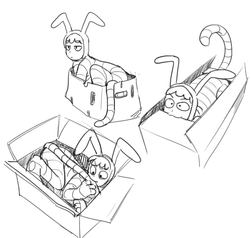 some popee's in a box