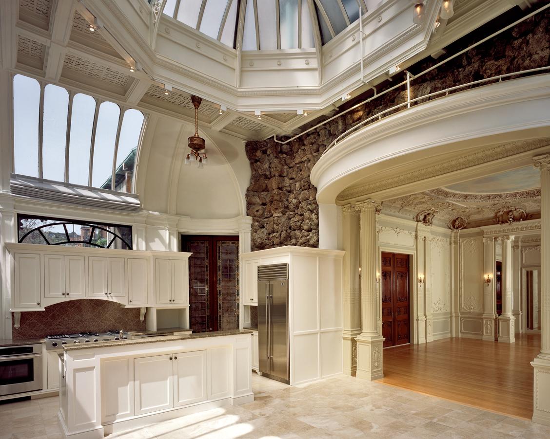 Burrage Mansion U2013 Guy Grassi Architect : Grassi Architectural Design Group,  Boston MA