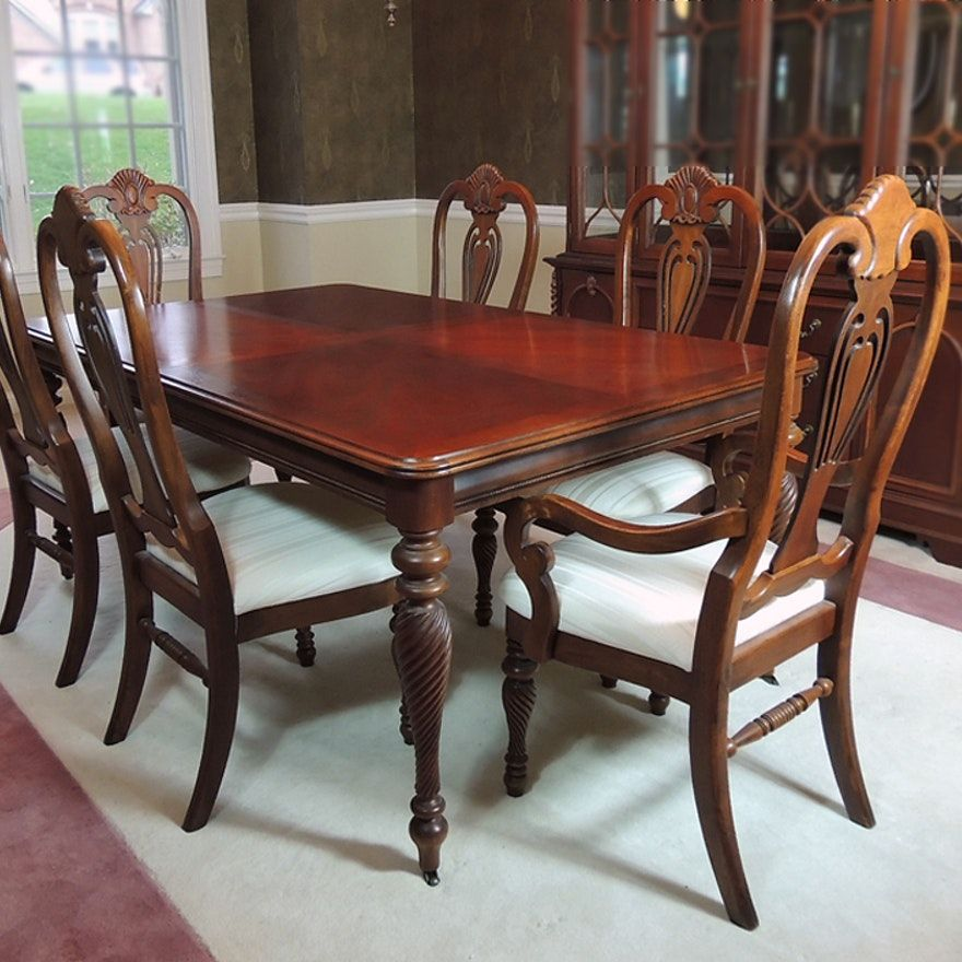 Lexington Dining Room Table And Chairs