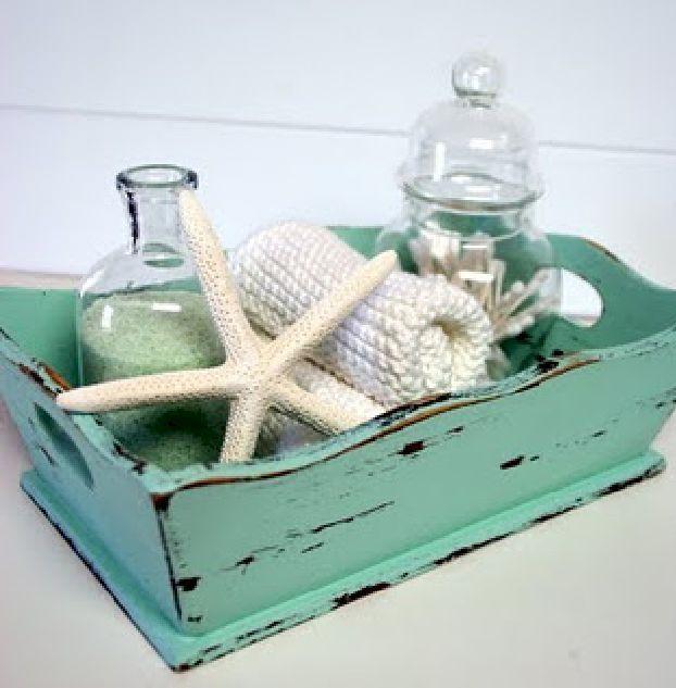 Cute And Adorable Mermaid Bathroom Decor Ideas 48