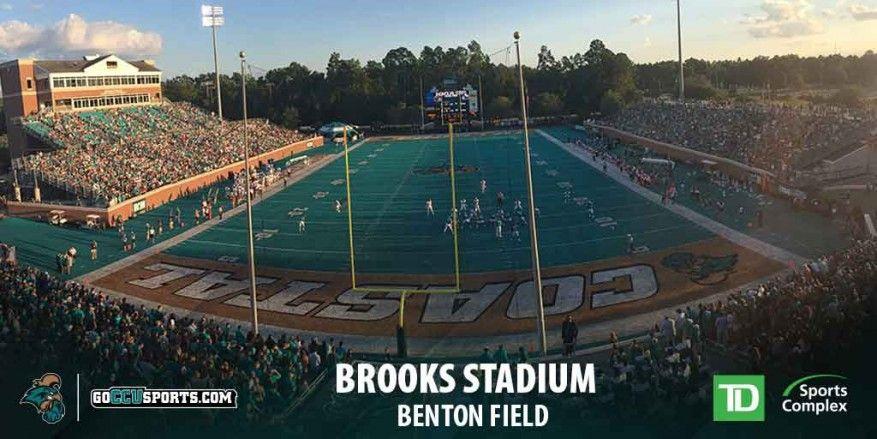 Image Result For Coastal Carolina Football Stadium Football Stadiums Carolina Football Coastal Carolina