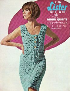 Designer Crocher: Mary Quant