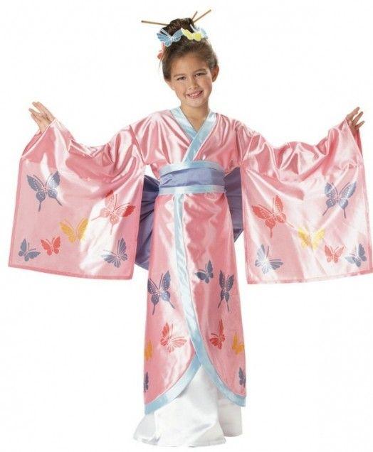 22 Awesome Halloween Costume Ideas For Kids Disfraz Japonesa Disfraces Para Niños Regalos De Cumpleaños Para Niños