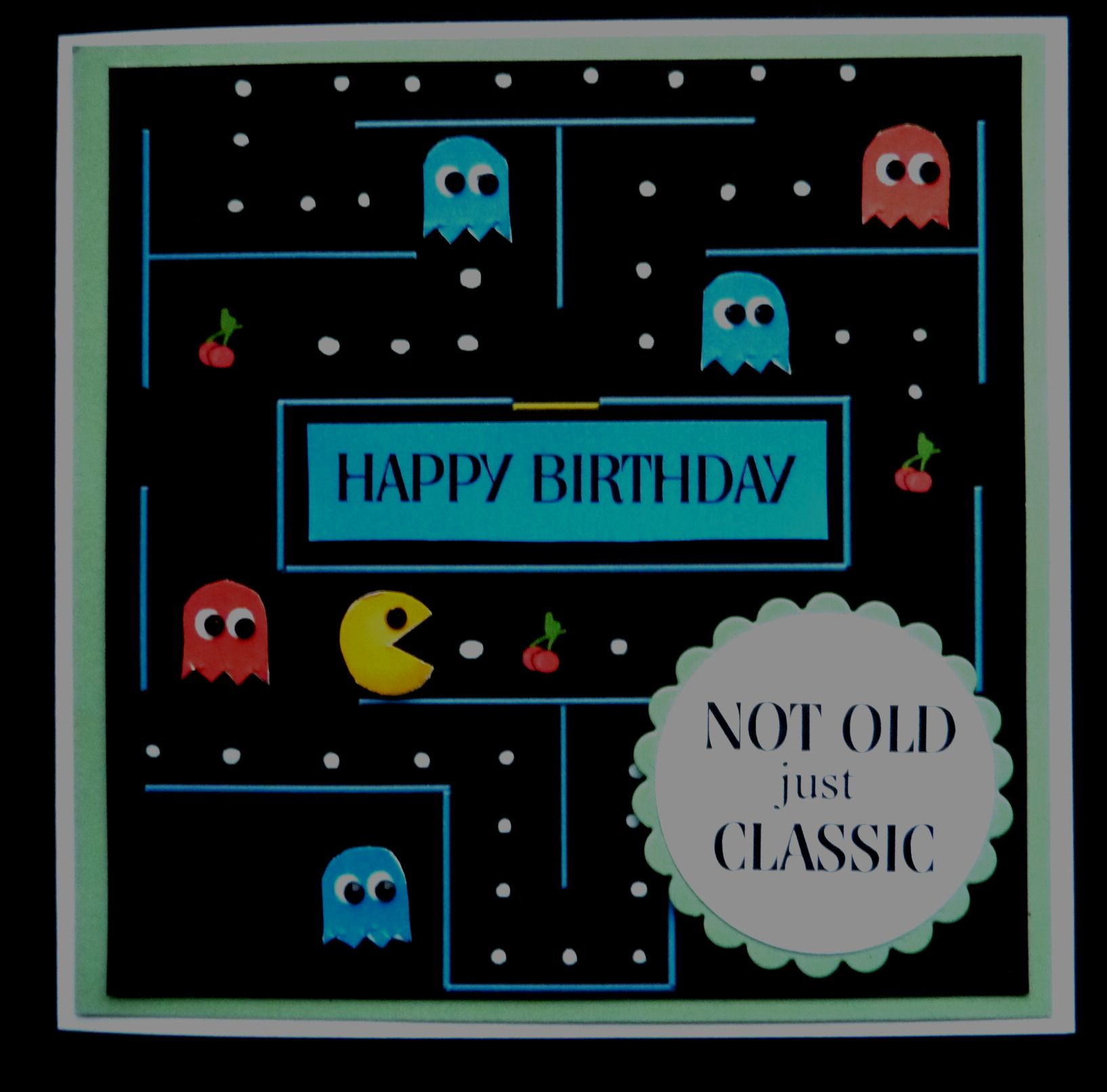 Pin On 3 Cards Birthday Male