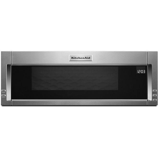 Kitchenaid Over The Range Microwave 1 1 Cu Ft 500 Cfm