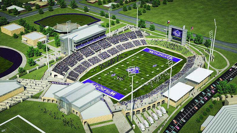Abilene Christian University Stadium Abilene Christian University