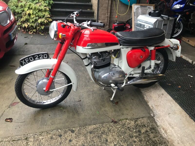 NORTON JUBILLEE 250 CLASSIC MOTORCYCLE JUBILEE. RELISTED