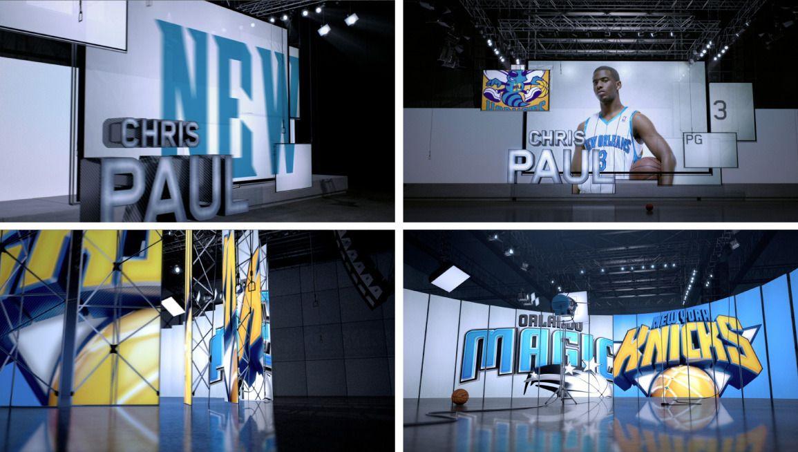 ESPN NBA devilsboom Sports graphics, Sports channel, Espn
