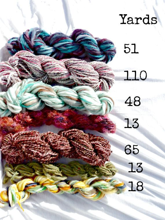 DESTASH SALE Multiple Skein Lot on Clearance by MommaRobsCreations, $45.00