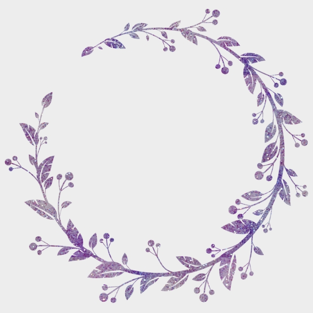 Hand Painted Wreath Watercolor Transparent Floral Purple Wreath Flowers Frame Watercolor Clipart Floral Border Floral Frame Png And Vector With Transparent B Wreath Watercolor Floral Wreath Watercolor Purple Flower Background