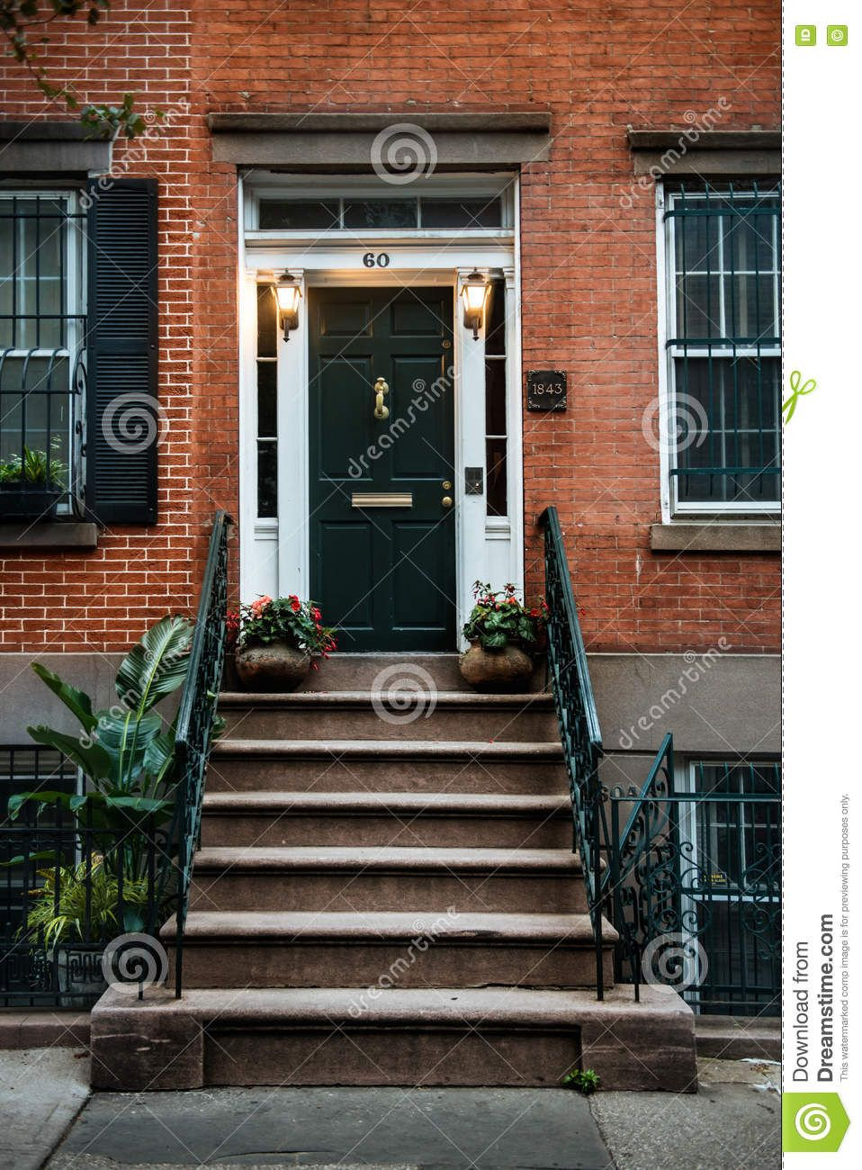 Image Result For Entrance Stairs Nyc