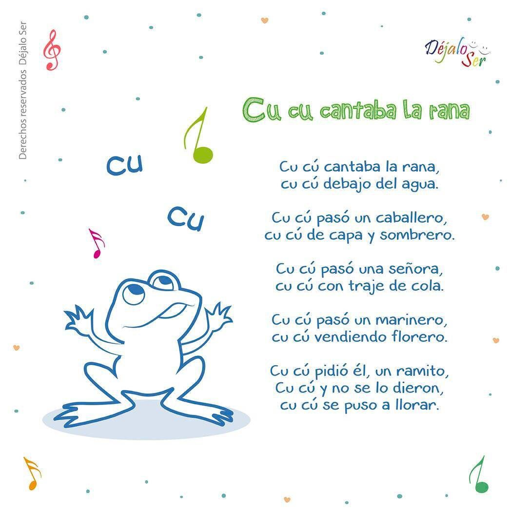 Aserrín, aserrán - Spanish Children's Songs - Spain - Mama ...