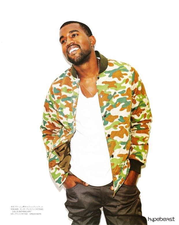 Kanye West Bape Bathing Ape Spring 2010 Lookbook 8 Jpg 620 777 Kanye West Kanye Kimye