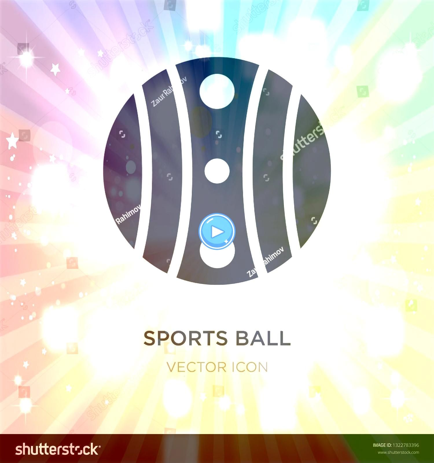 ball icon on white background Simple element illustration from Entertainment and arcade concept sports ball sign icon symbol design sports ball icon on white background S...