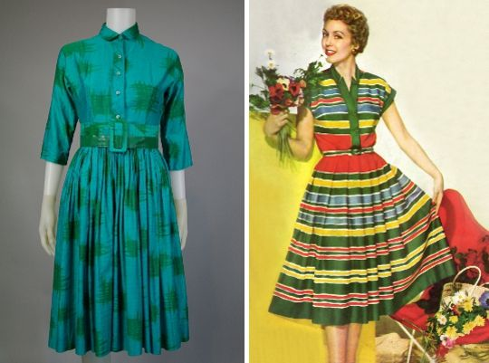 10 Feminine 1950s Womens Fashion Trends for Women Today 1950s