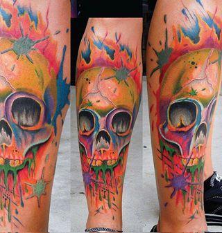 Artist Matt Lang