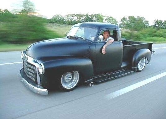 Rolling Shots 47 59 The 1947 Present Chevrolet Gmc Truck