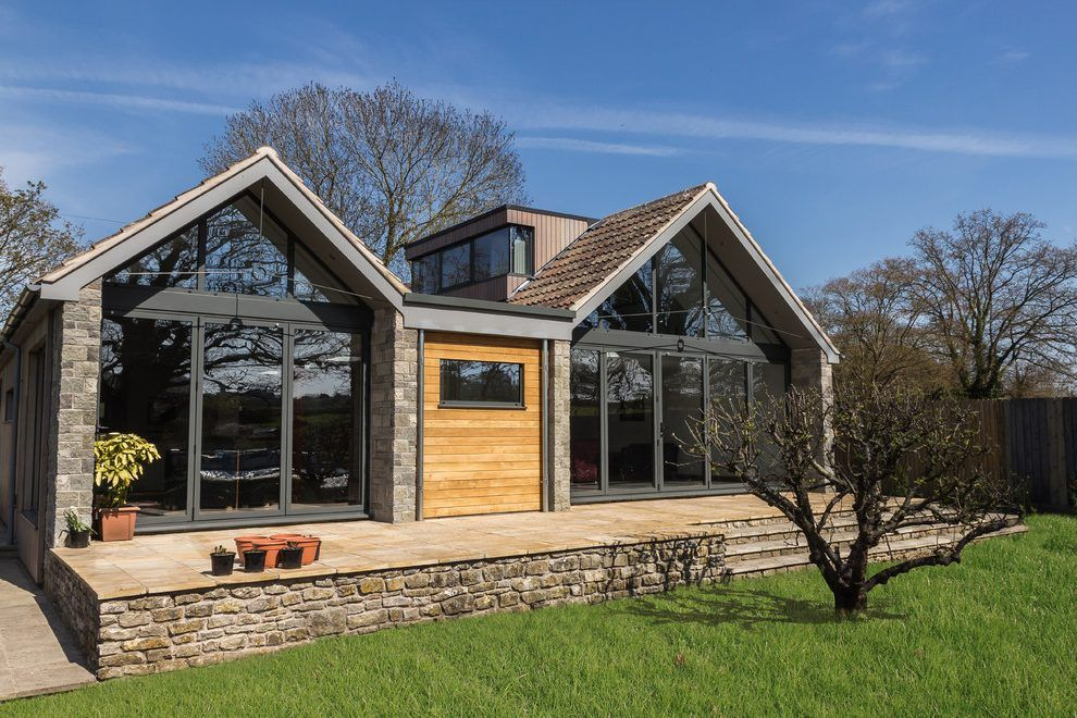 Modern Exterior Dormers Google Search Gable House Modern House Exterior Gable Window