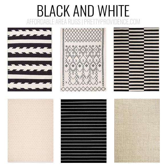 Black And White Checkered Pattern 5 X7 Area Rug By Beautifulbed