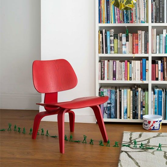 Designer chairs: five of the best