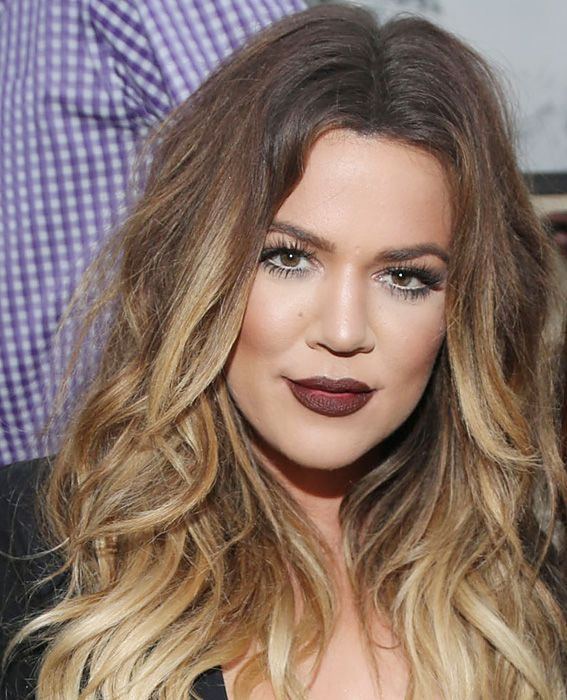 Dip-Dyed: The Best Ombre Styles | Khloe kardashian, Dip dyed and ...