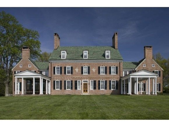 Federalist Style - Bohemia Manor Farm, MD, Estate of the Day
