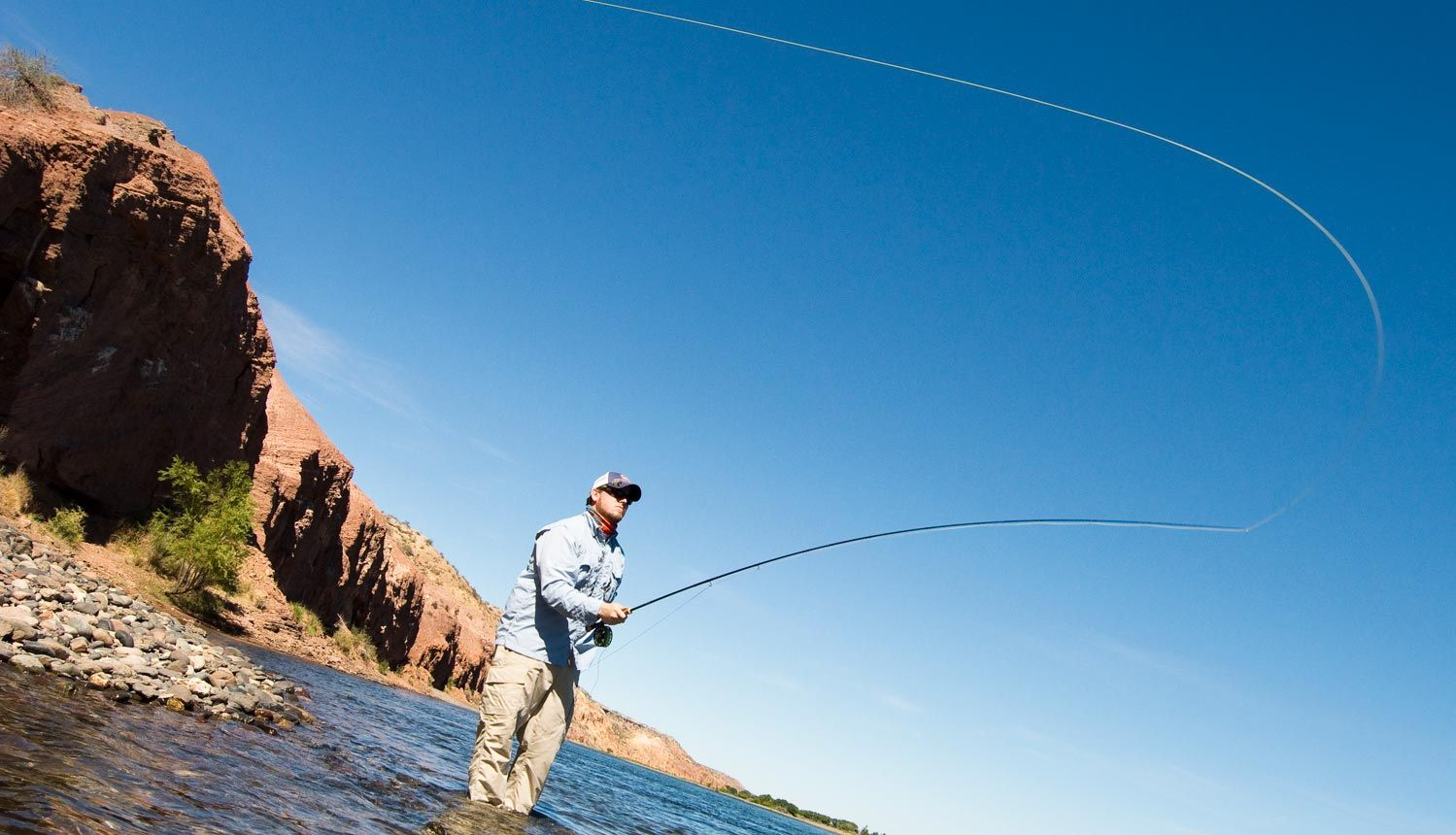 Keeping The Energy In Your Fly Cast 2 Common Mistakes