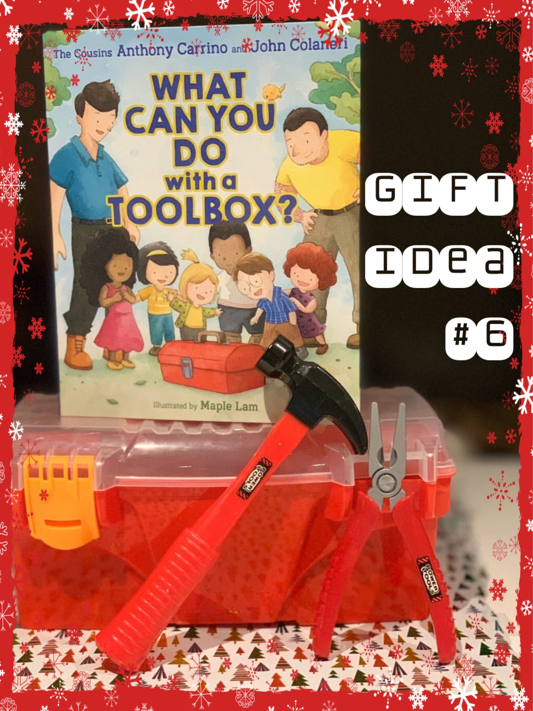 Gift for kids idea 6 builders kids book bookish