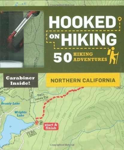 Hooked on Hiking: Northern California: 50 Hiking Adventures by Bart Wright, http://www.amazon.com/dp/081186636X/ref=cm_sw_r_pi_dp_3N80rb1SEQ3TG