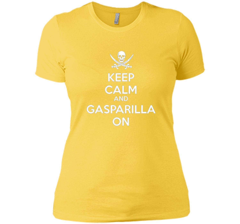 Keep Calm Gasparilla T Shirt