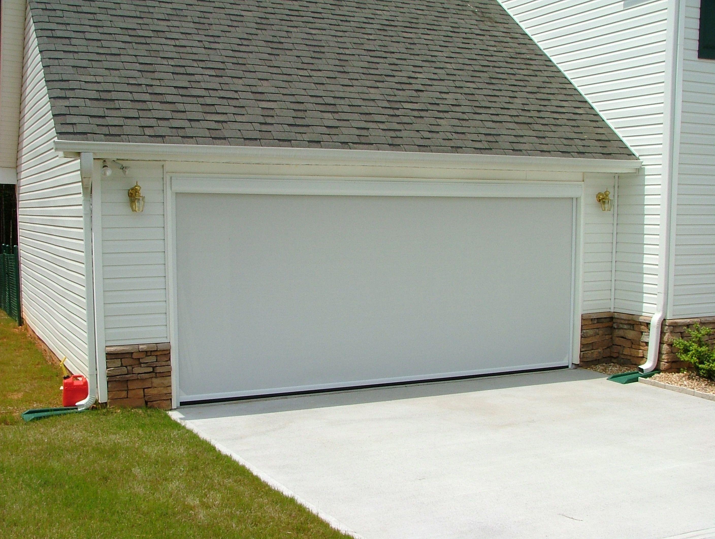 We Offer Progressive Power Garage Screens Screen Mobile Of Memphis Outdoor Decor French Doors Screen