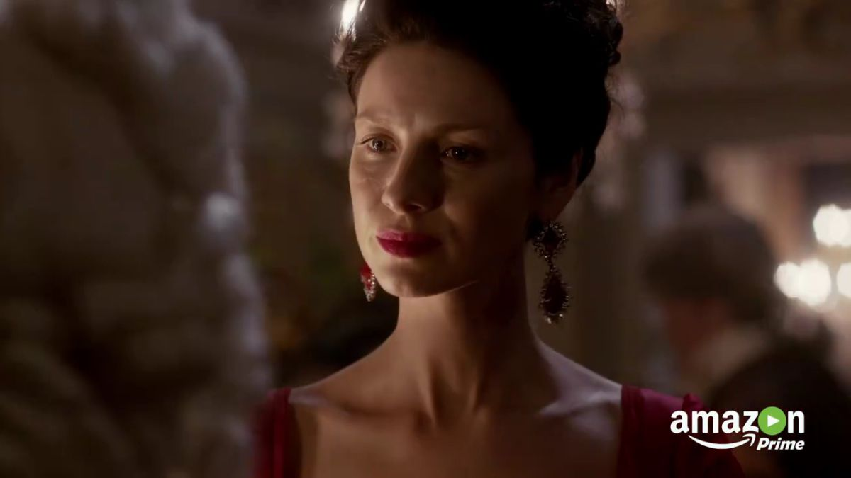 Screencaps from NEW Outlander Season 2 Trailer See more screencaps after the jump
