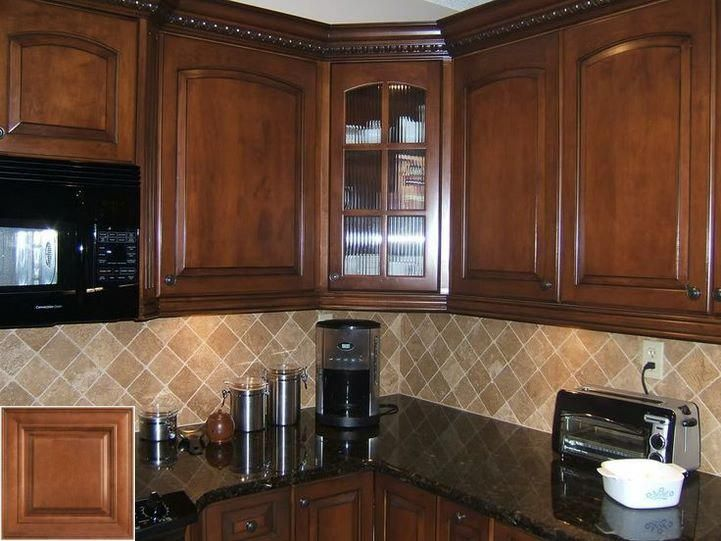 Learning about - granite countertops to match oak cabinets ...