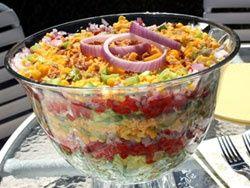 57 potluck recipes #sweet