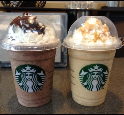 The Double Chocolate Chip Frappicino Is My Favorite Go Starbucks