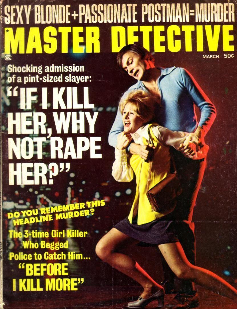 Retrospace Magazines 26 True Crime Rags Part 2 True Crime