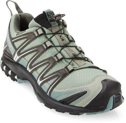 Salomon Women's XA Pro 3D CS WP Trail Running Shoes Shadow