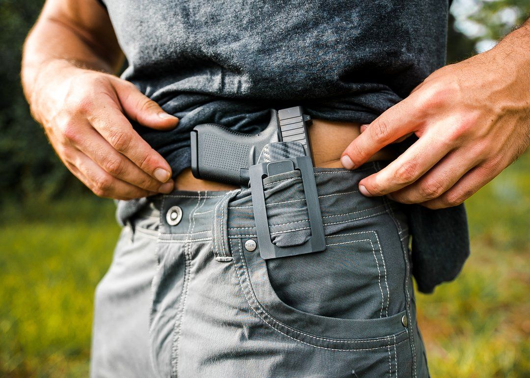 Pin On Appendix Holster