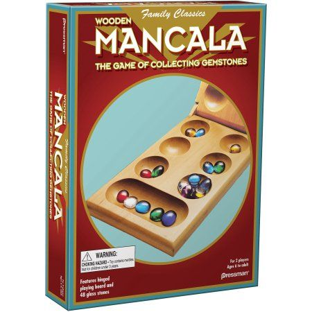 Pressman Toy Mancala Game Walmart Com Miscellaneous Pinterest