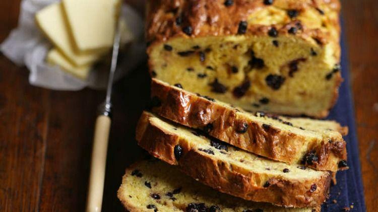 Cornish saffron cake | Recipe | Saffron cake, Food, Recipes