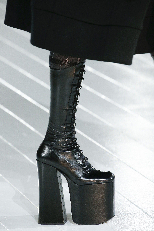 Marc Jacobs Fall 2016 Ready To Wear Fashion Show Buty Moda I Styl