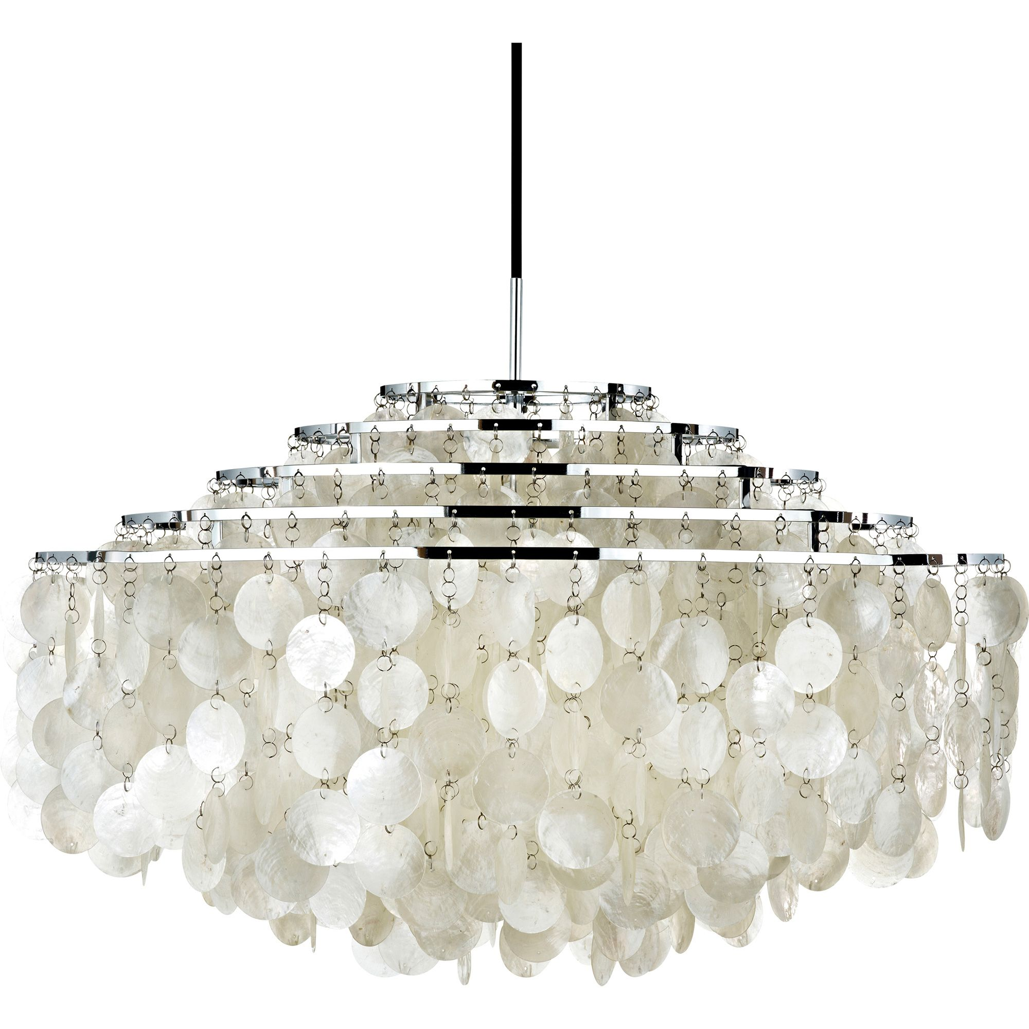 Fun 11DM Pendant by Verpan | 11530606301001 | Pendant light