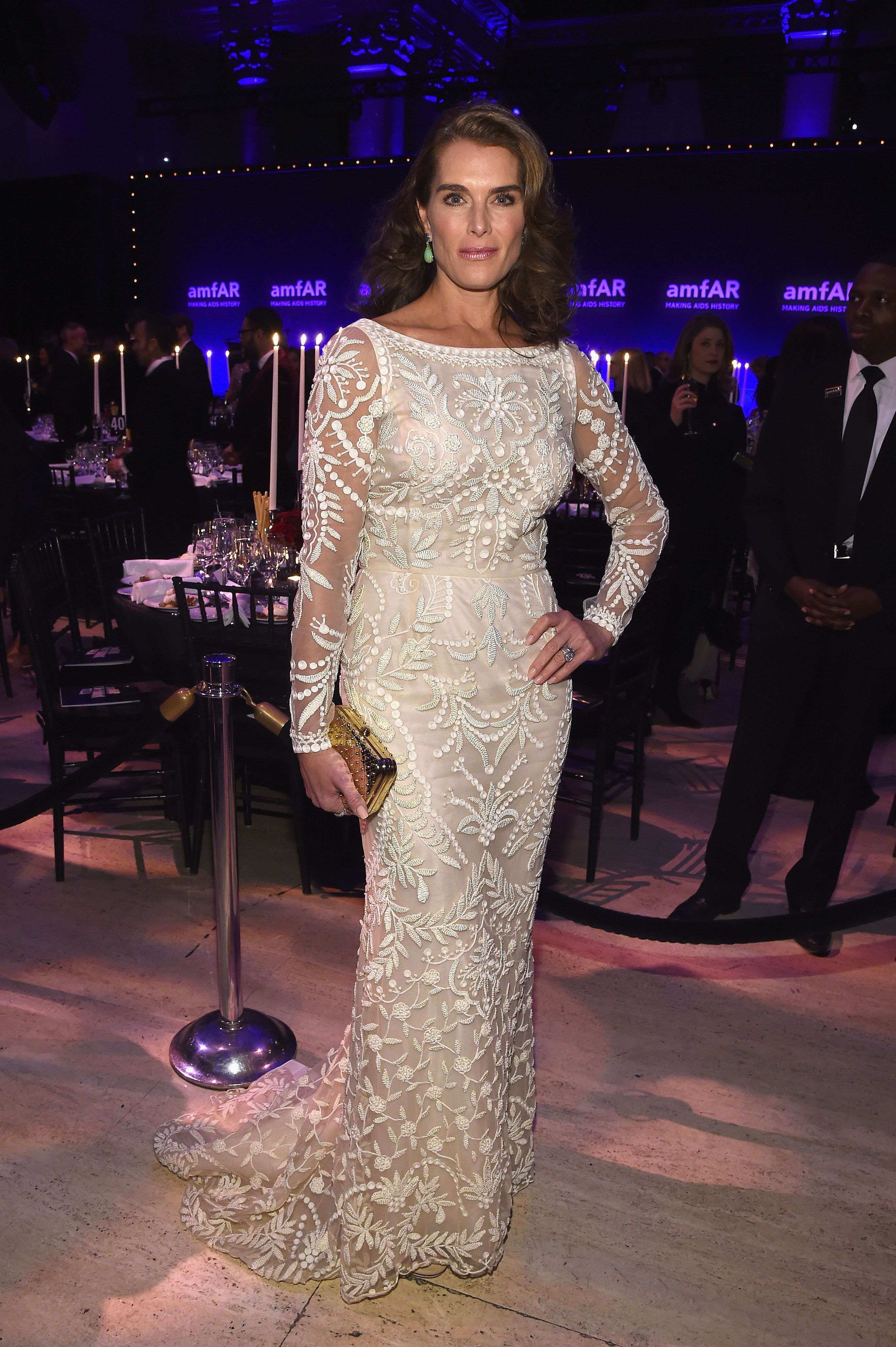 See all the looks from the amfar new york gala swanky dous
