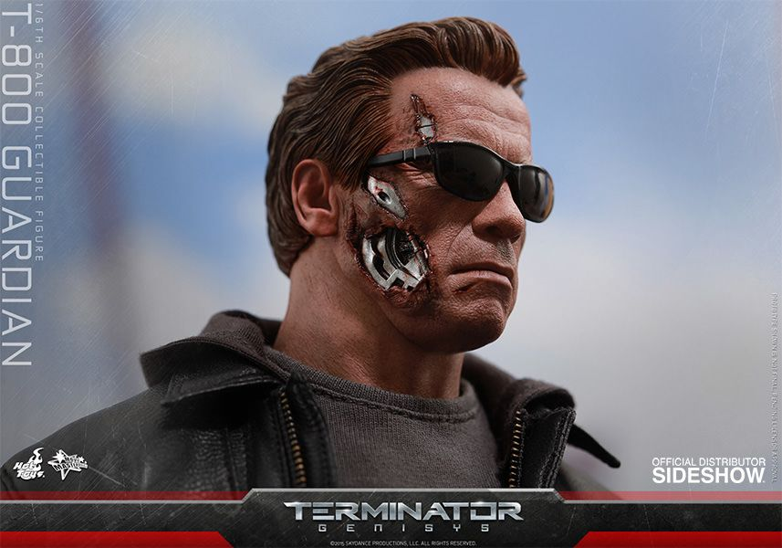 Terminator T-800 Guardian Sixth Scale Figure by Hot Toys | Sideshow Collectibles